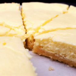 1-Carb Cheesecake (classic)