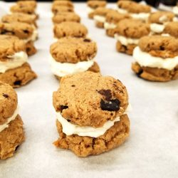 Keto Cookie Stacker