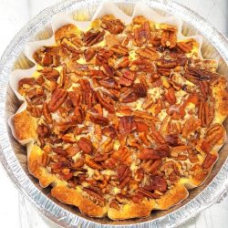 Pecan Pie (1-carb slices)